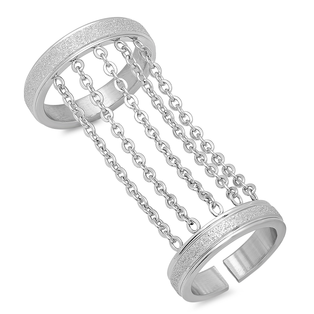 Stainless Steel Double Ring Wholesale