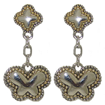 MX Butterfly Earring
